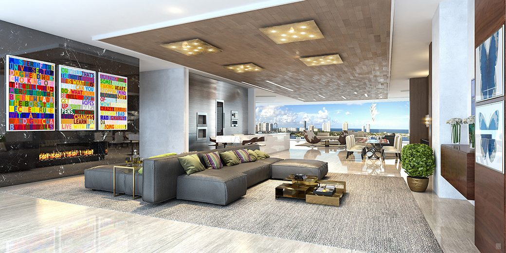 Prive Reserve Collection Residence_Rendering 2