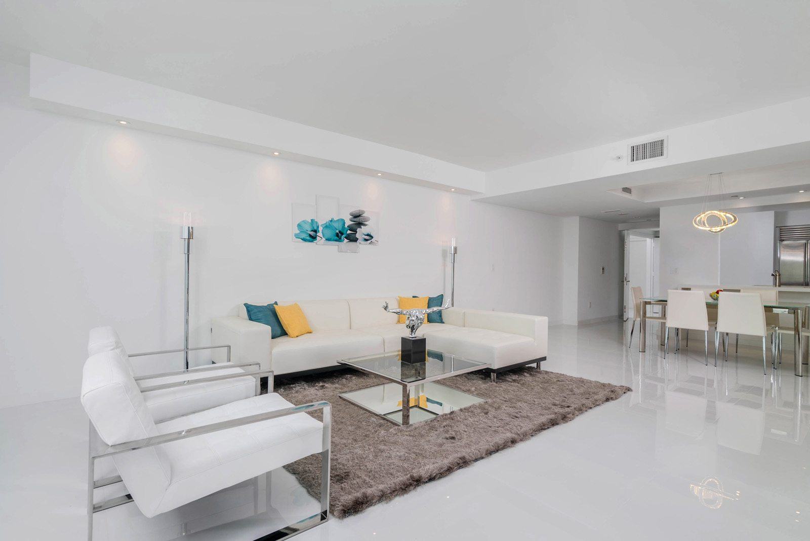 Jade at Brickell Bay furnished condo for sale