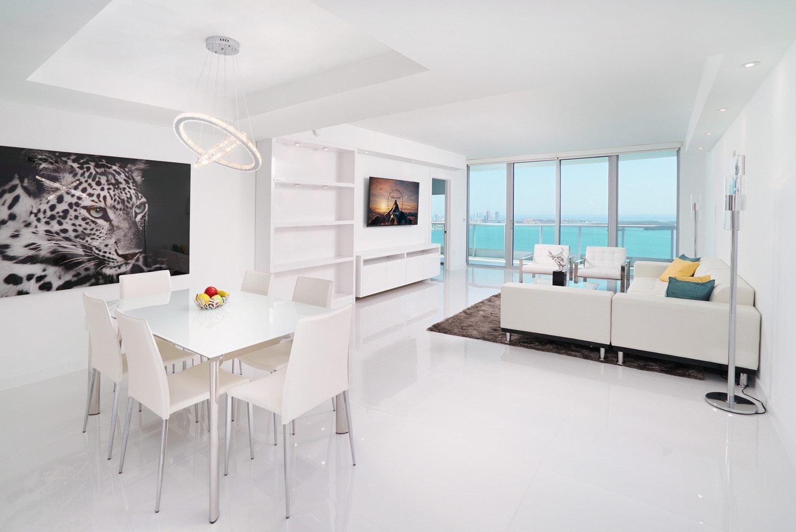 Just Listed 3 Bedroom Condo At Jade At Brickell Bay