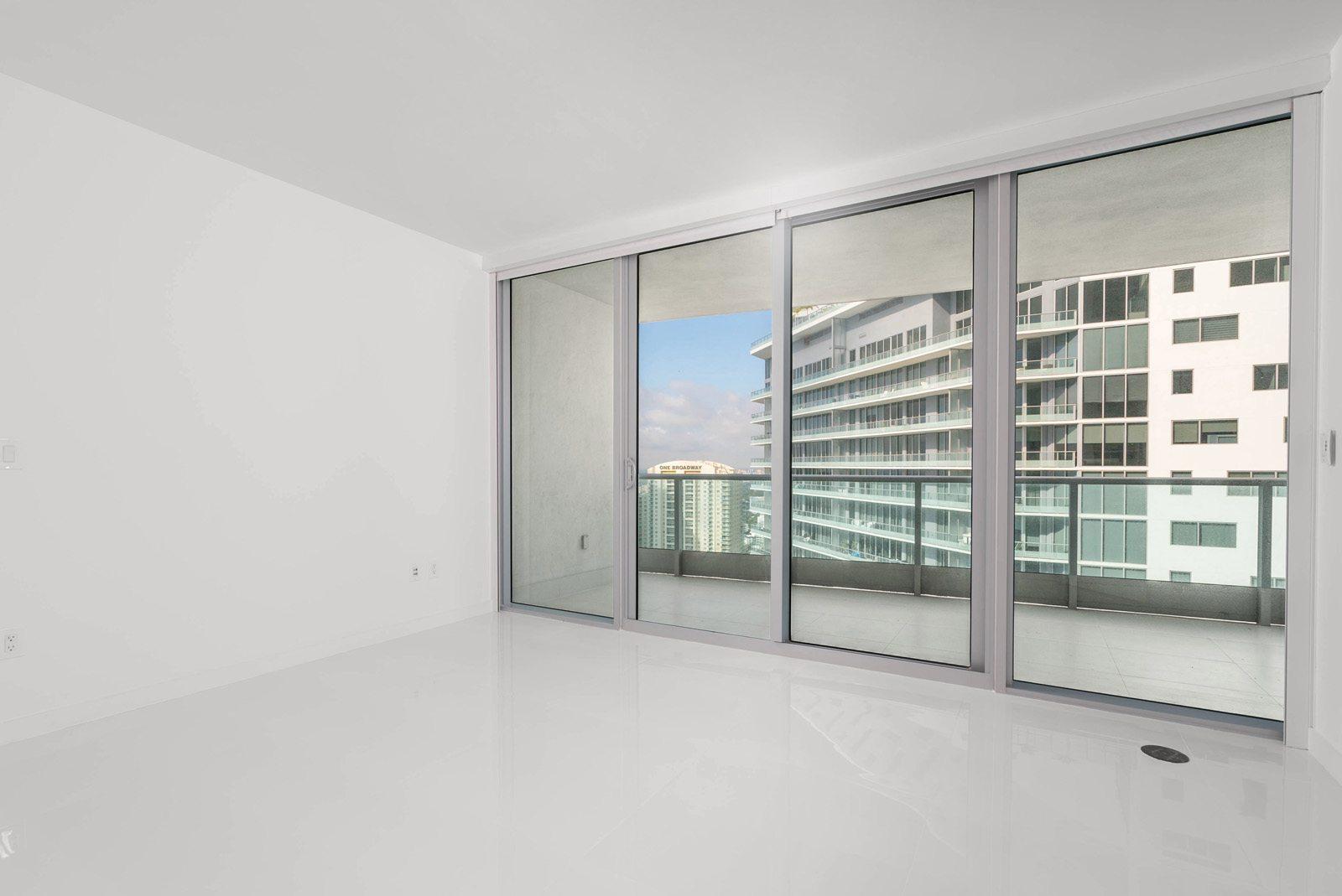Jade Brickell unit 4107 third bedroom