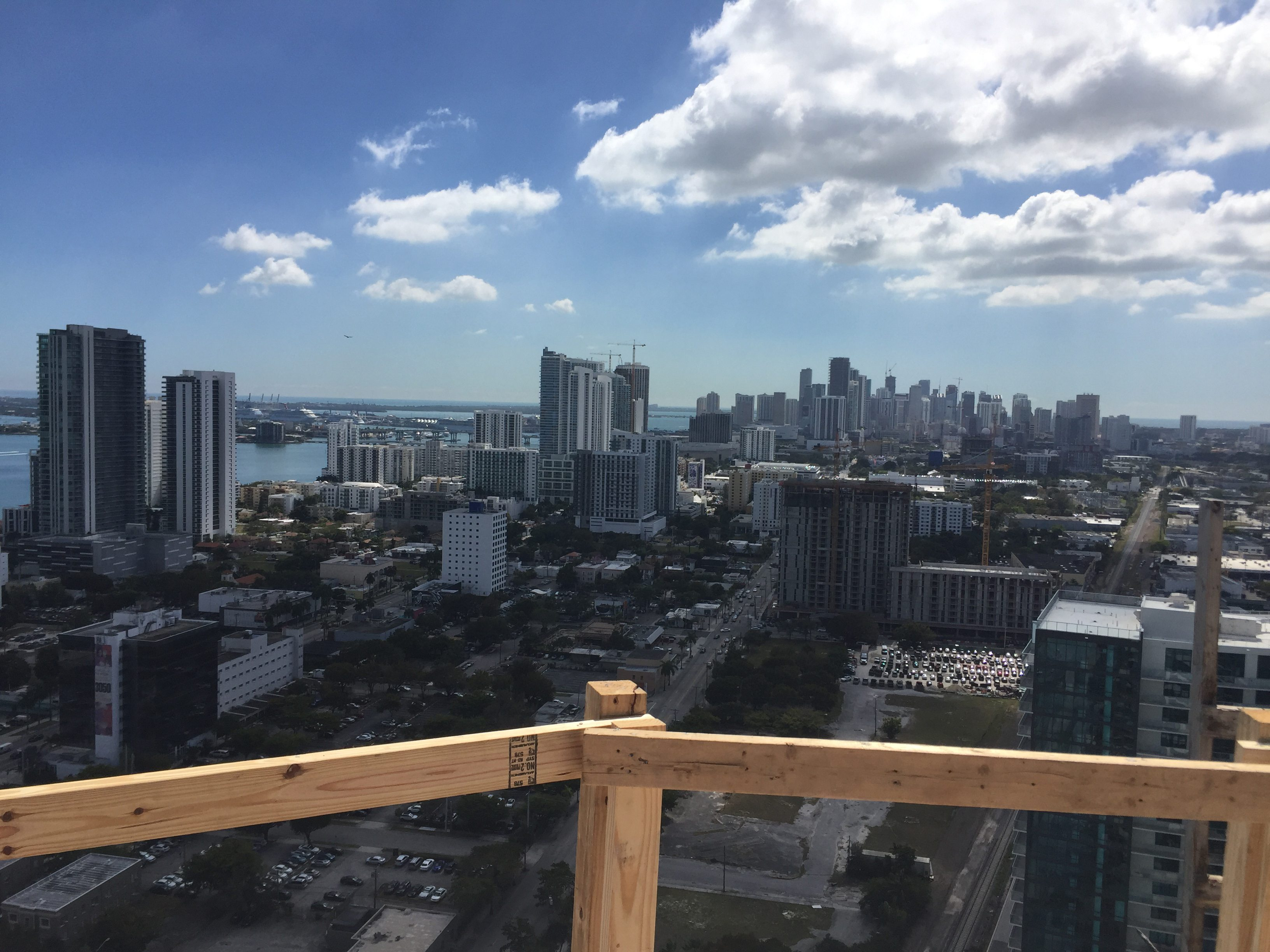 Hyde Midtown Skyline View