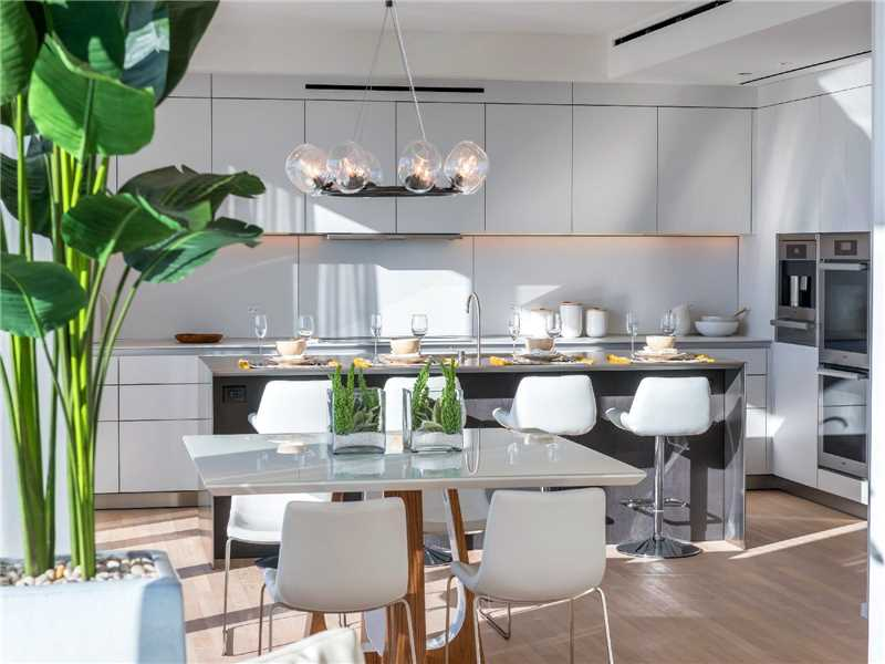 Residences at Miami Beach EDITION_1404 kitchen