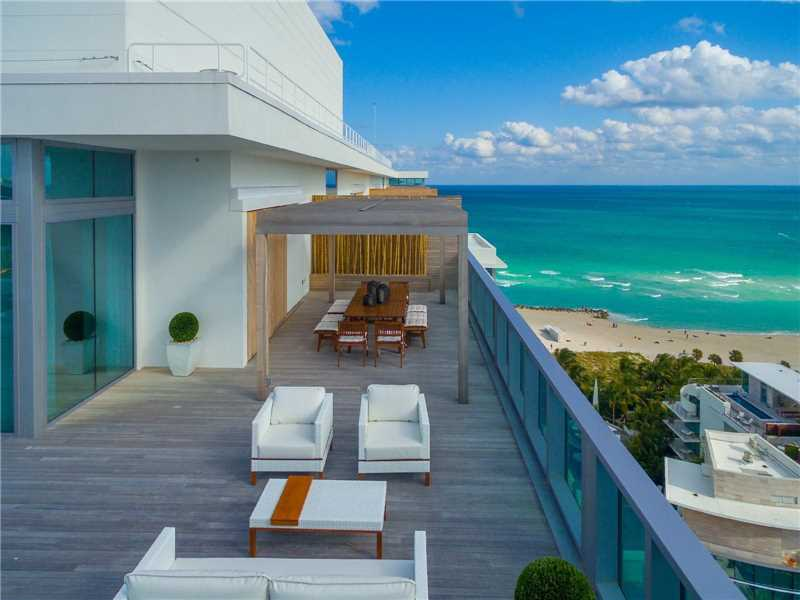 Residences at Miami Beach EDITION_1404 ocean view