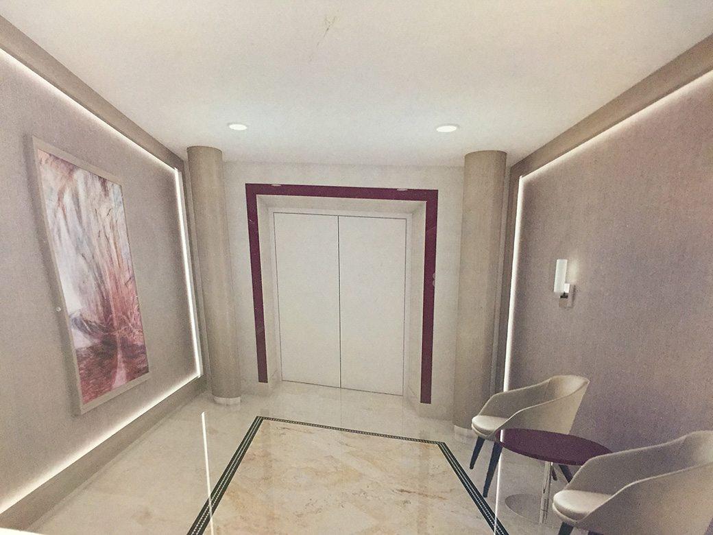 Two Tequesta Point Miami Condos Elevator Lobby