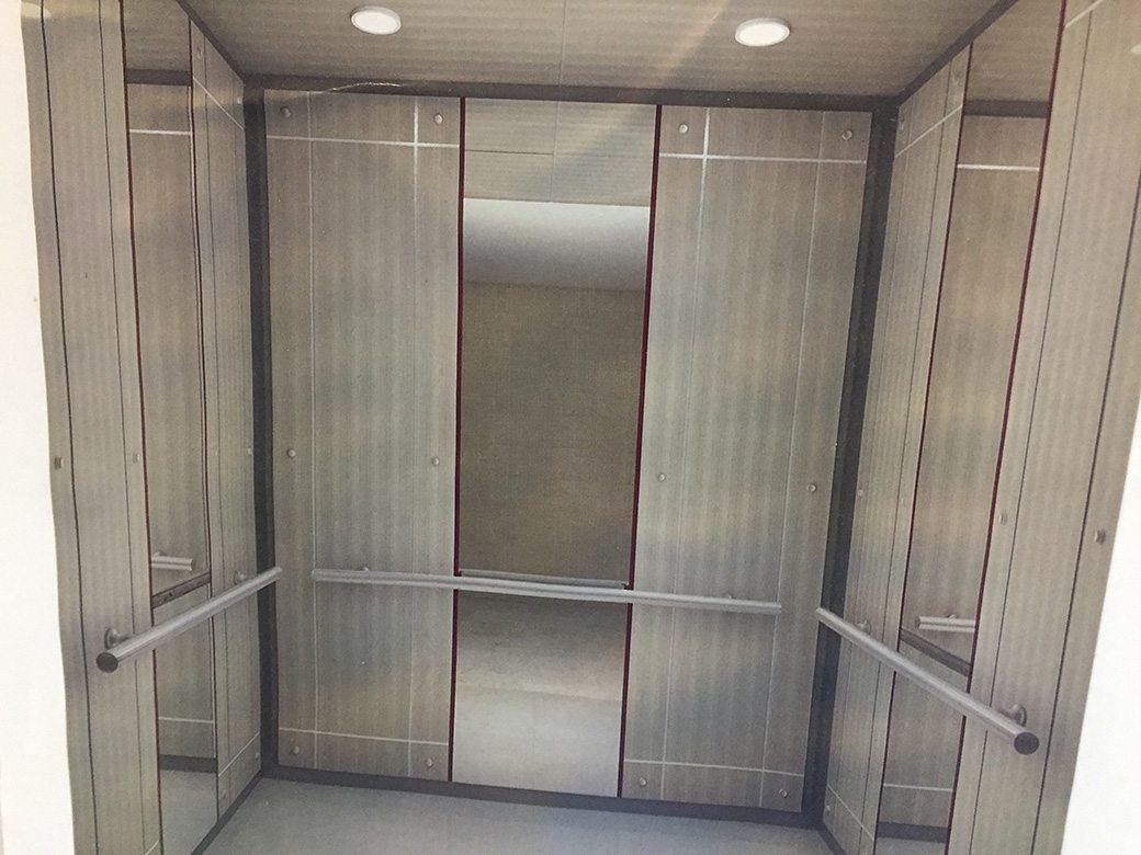 Two Tequesta Point Miami Condos Elevator