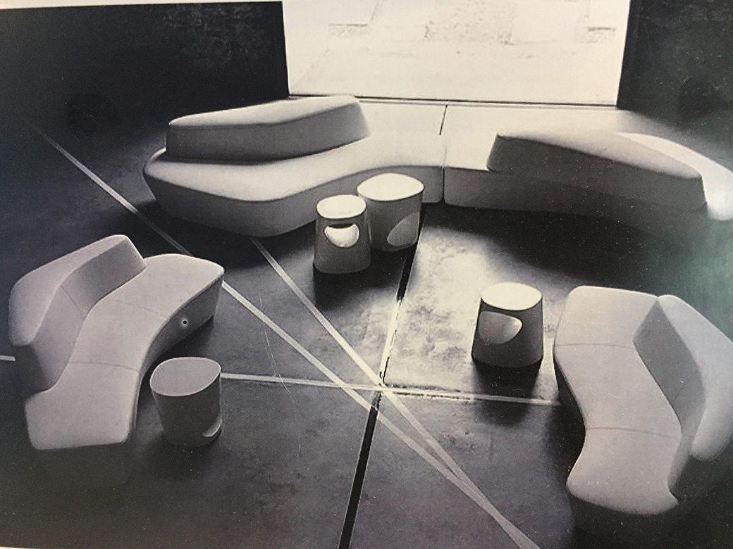 Two Tequesta Point Miami Condos Modern Sofas