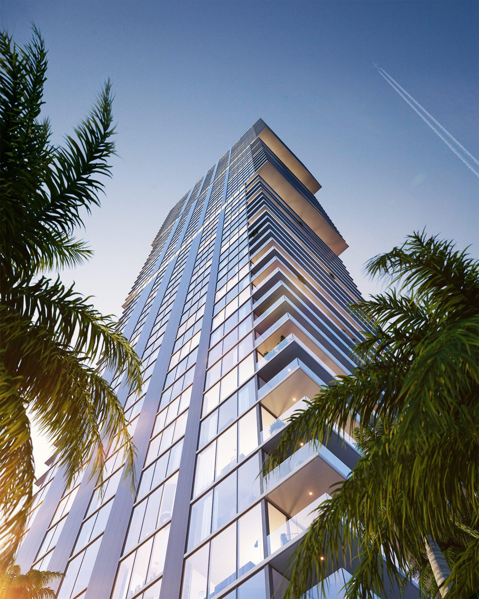 3. Elysee Miami Vertical View