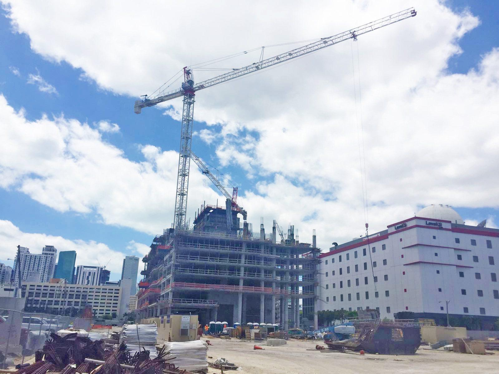 Paramount Miami Worldcenter April 2017