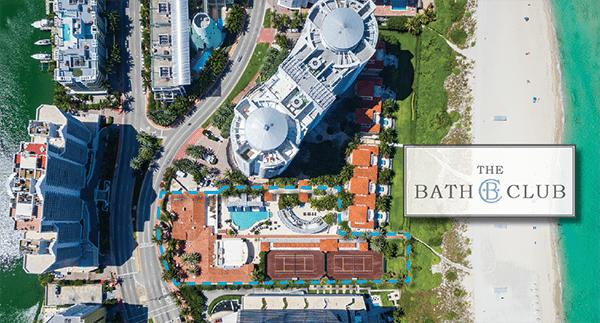 Bath Club Location