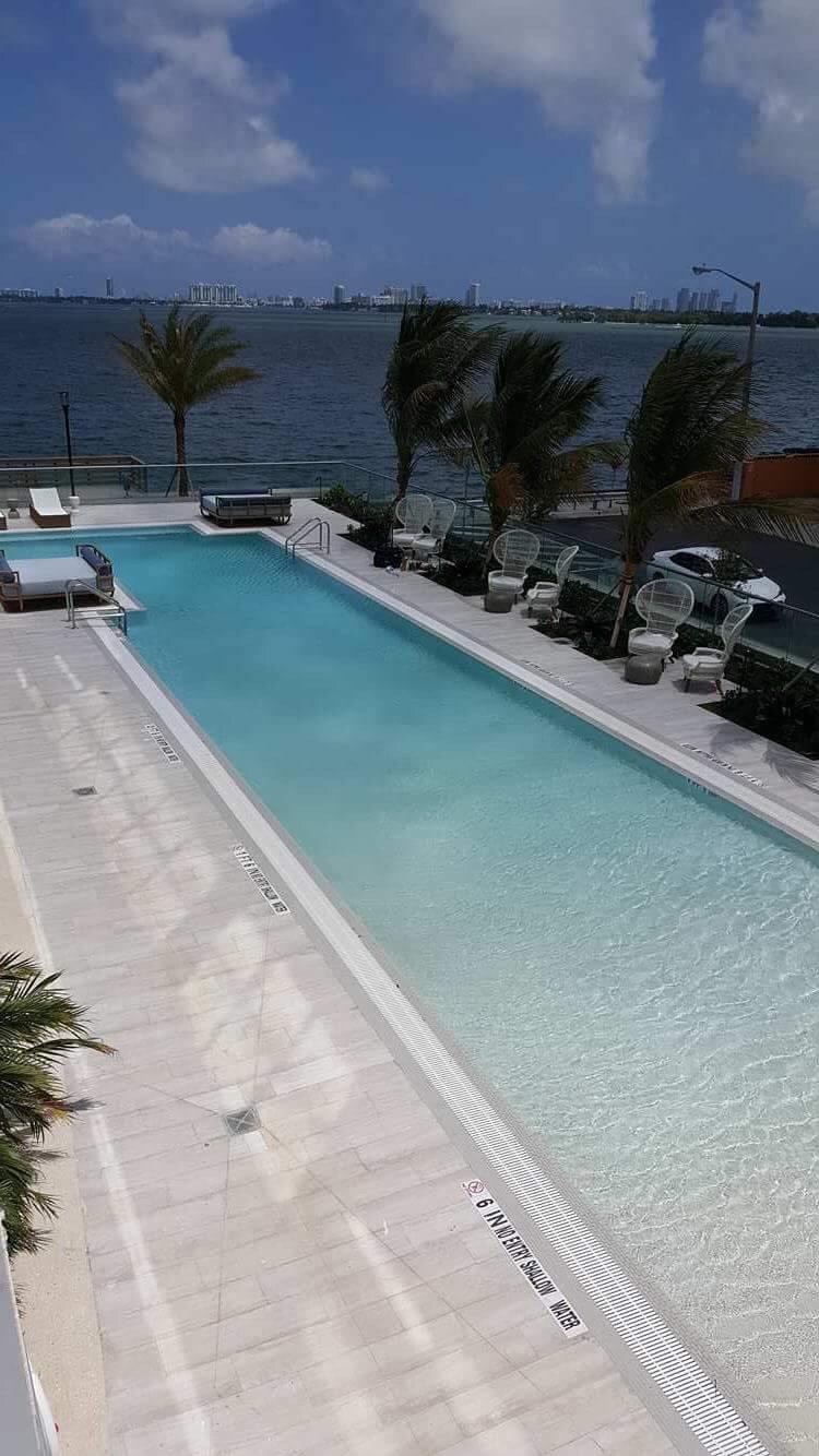 Biscayne Beach Pool