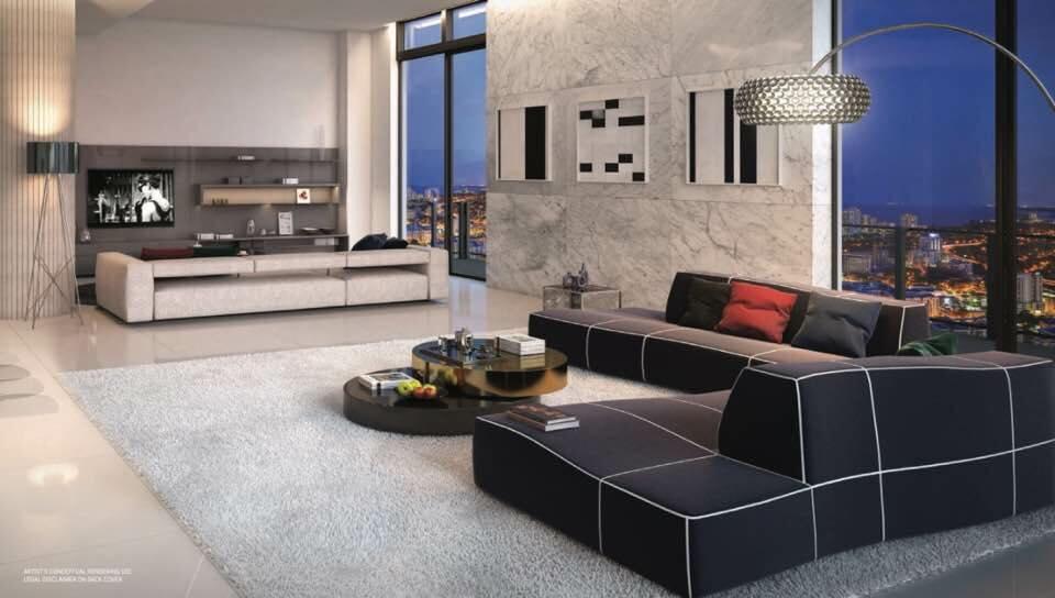 Brickell City Centre Penthouse Condos