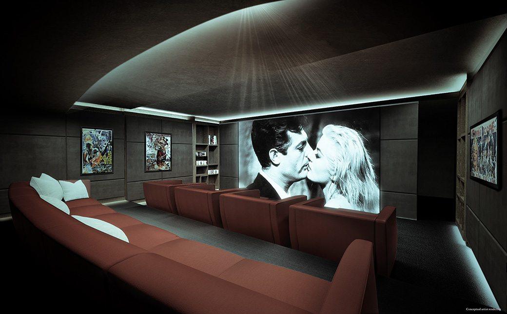 Brickell Flatiron 26 Theater
