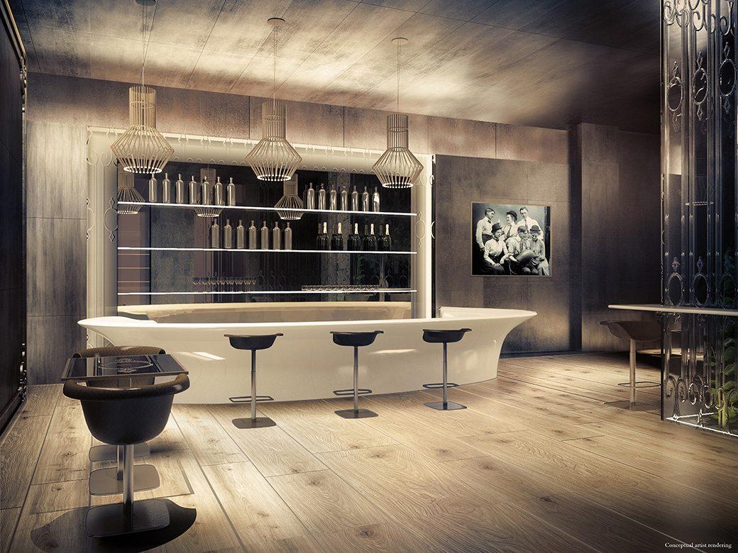 Brickell Flatiron 30 Wine Bar