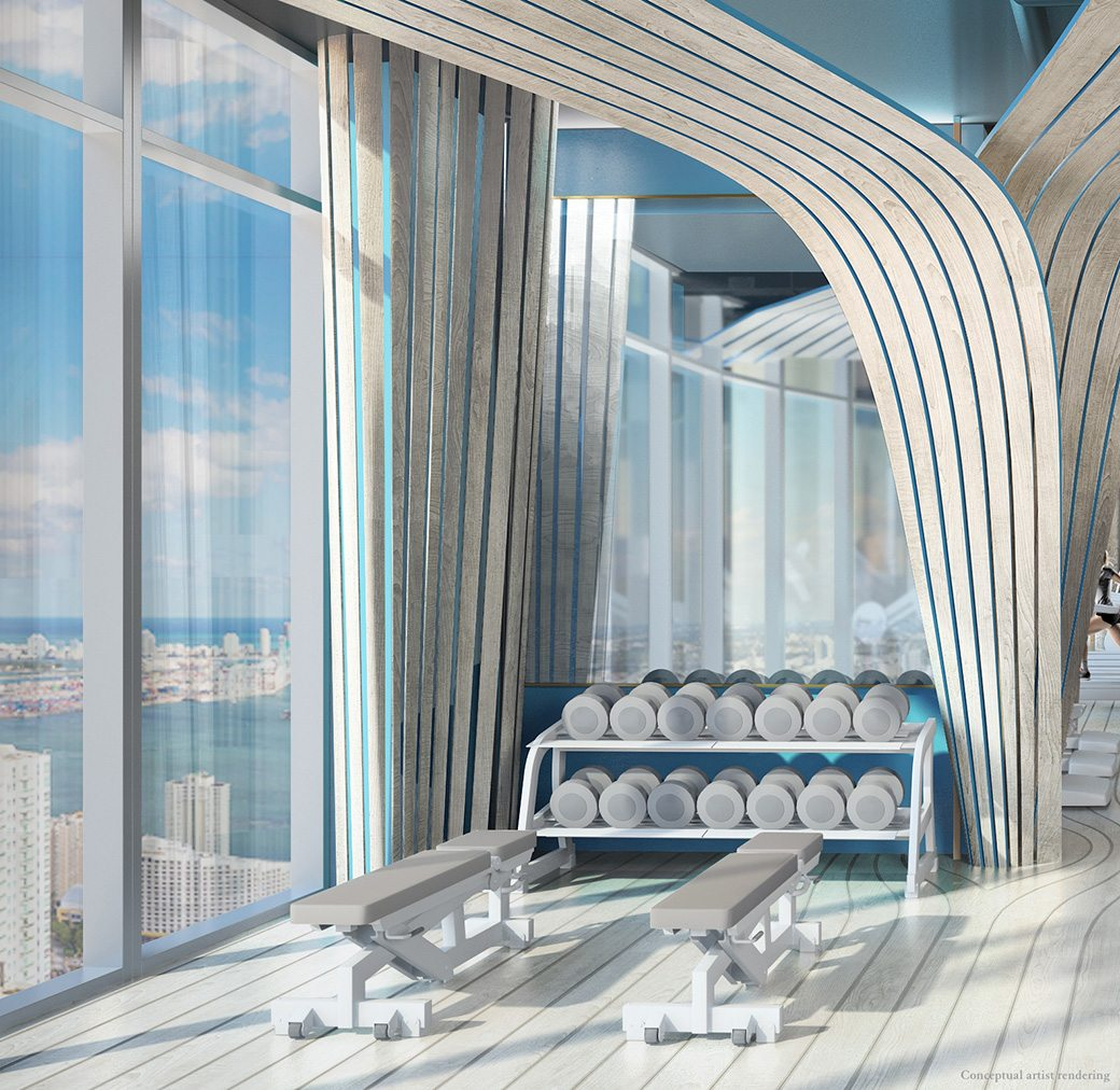 Brickell Flatiron 34 Sky Gym 02