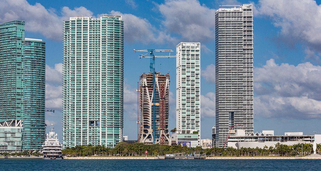 One Thousand Museum Miami Condos April 2017 04