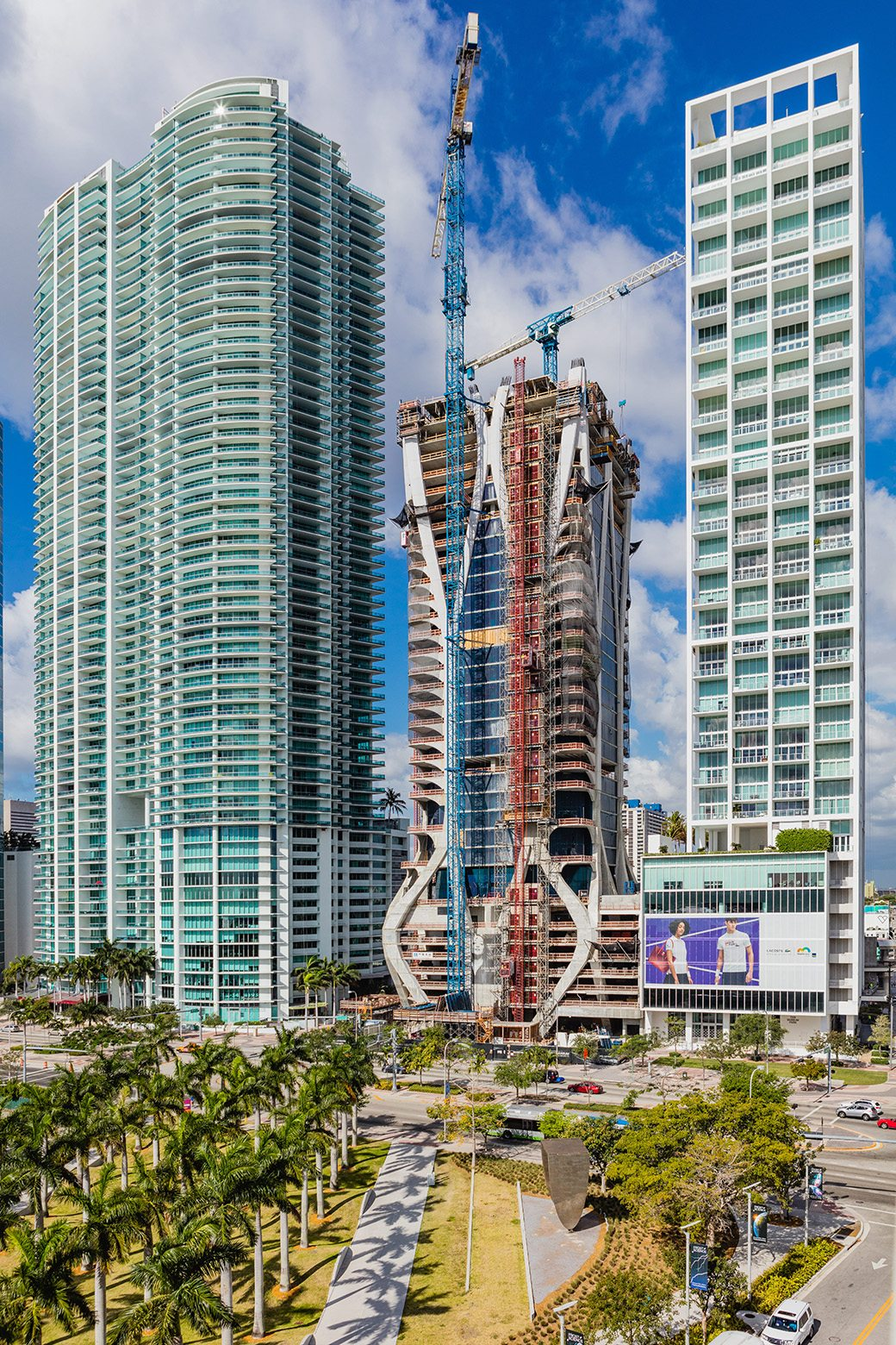 One Thousand Museum Miami Condos April 2017 11