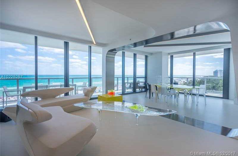 Zaha Hadid Residence W South Beach_1