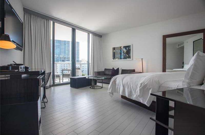 Zaha Hadid Residence W South Beach_22