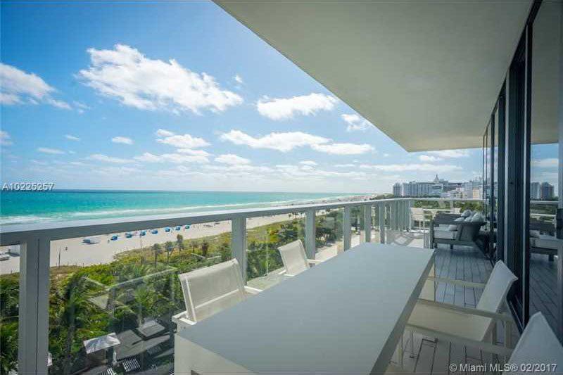 Zaha Hadid Residence W South Beach_3