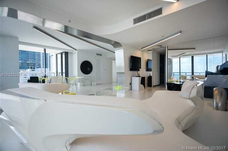 Zaha Hadid Residence W South Beach_7