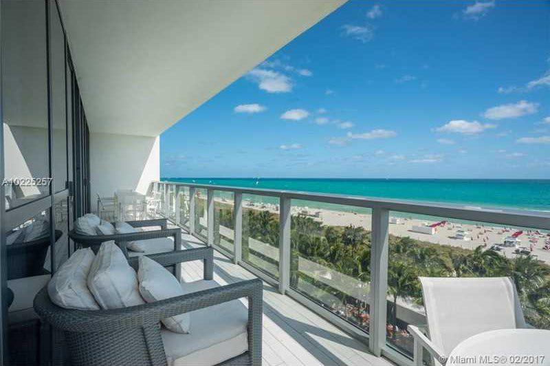 Zaha Hadid Residence W South Beach_9