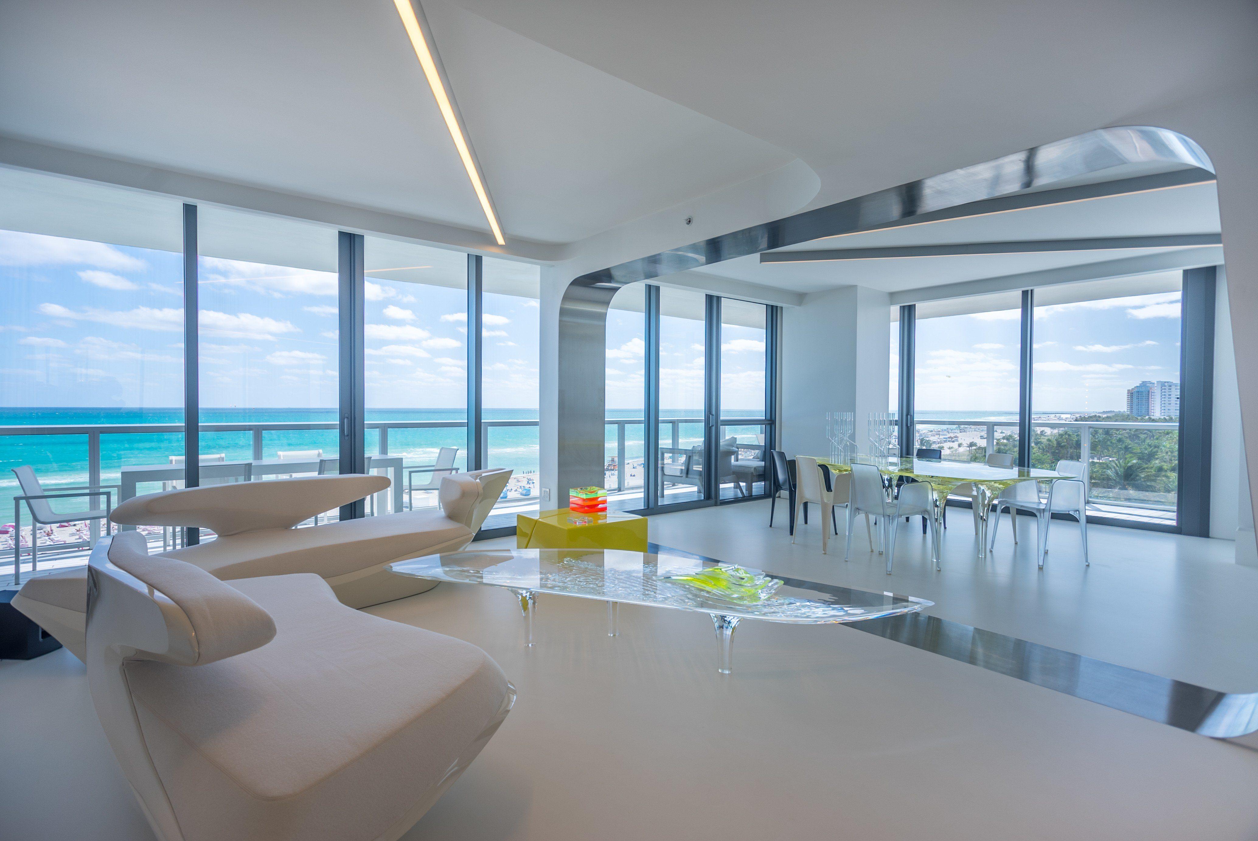 Zaha Hadid Residence