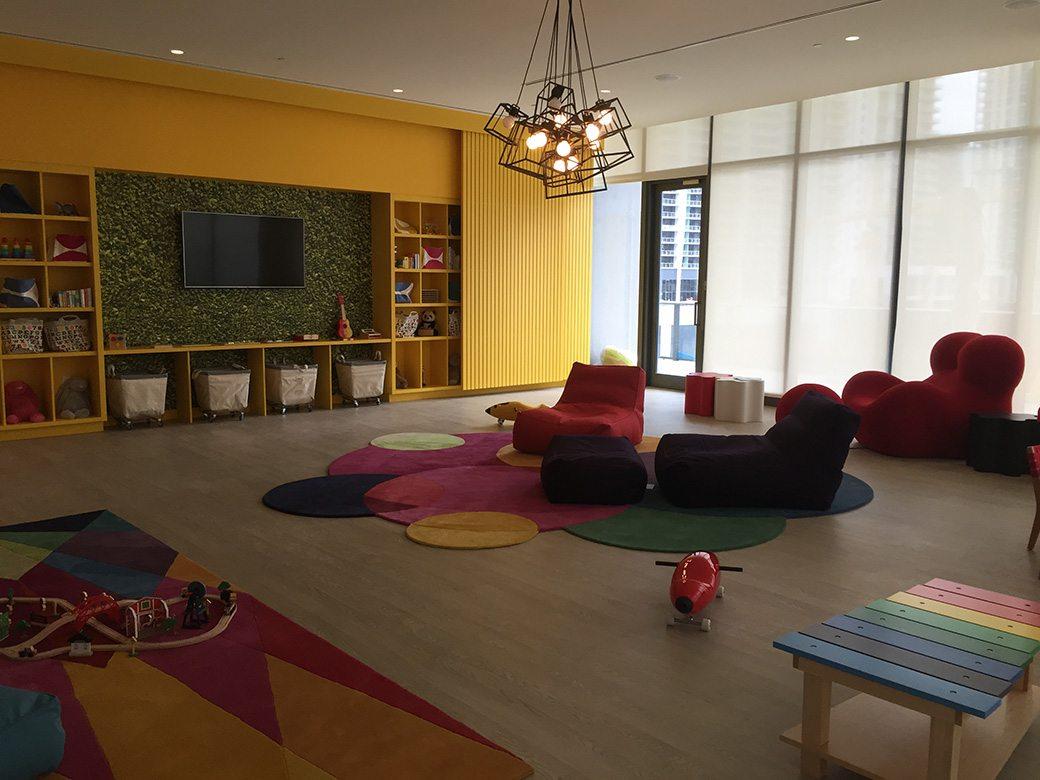 Brickell Heights Amenities Kids Room 03