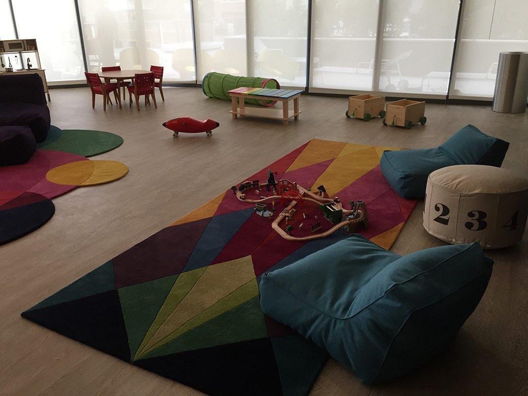 Brickell Heights Amenities Kids Room