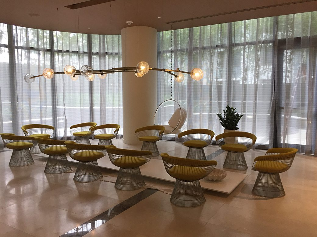 Brickell Heights Amenities Party Room West 02