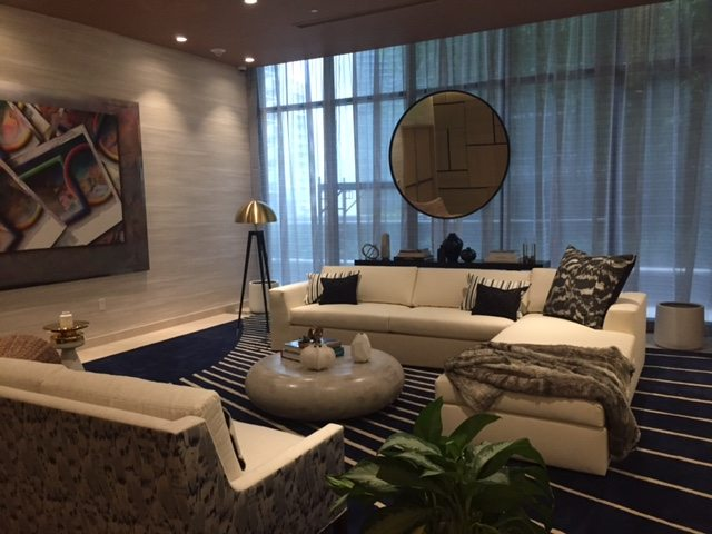 Brickell Heights East Party Room