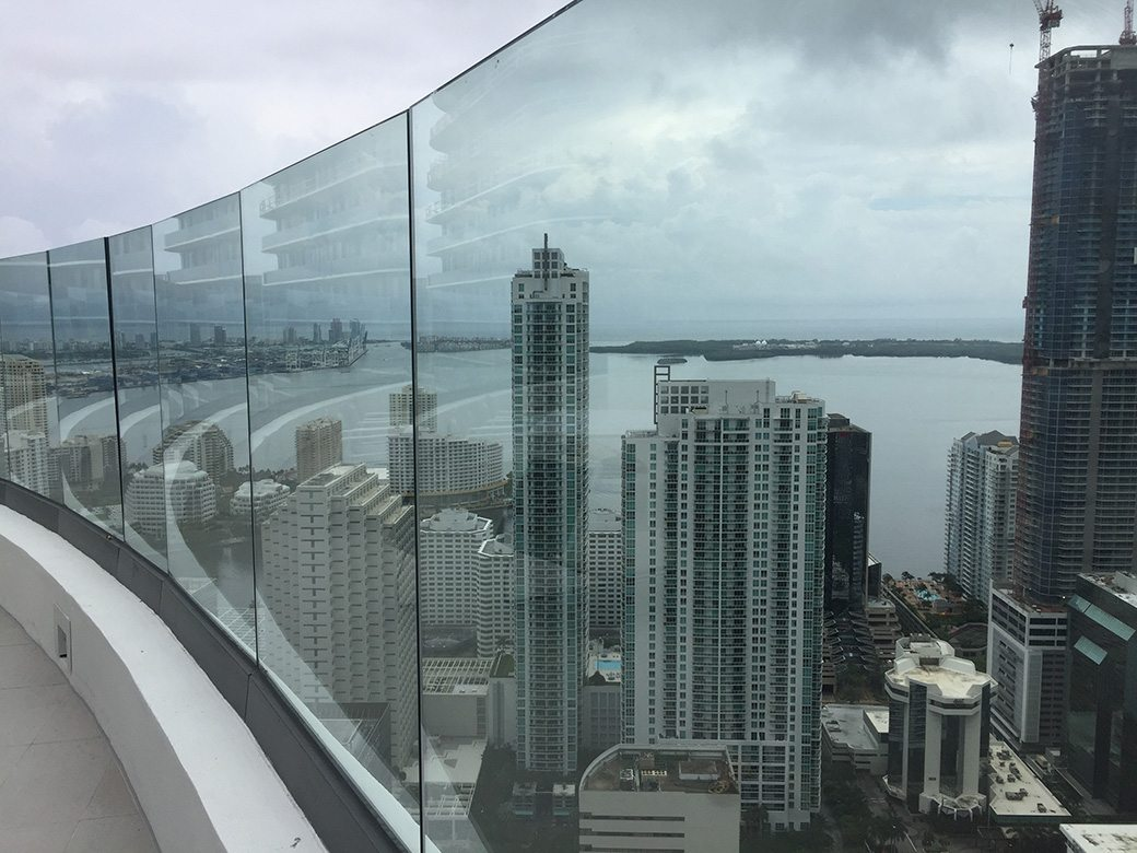 Brickell Heights East Rooftop View 03