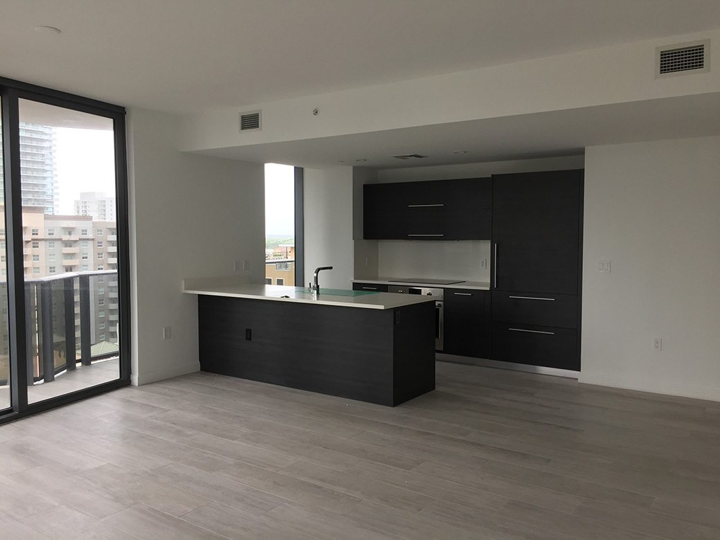A Photo Preview Of Units At Brickell Heights
