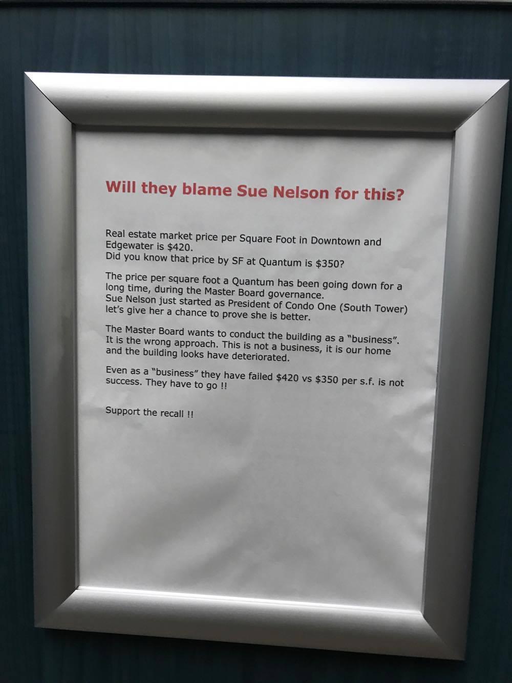Quantum Elevator Bulletin