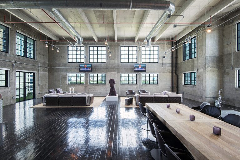 Stunning Industrial Chic Loft Near Downtown Lists For $4.95 Million