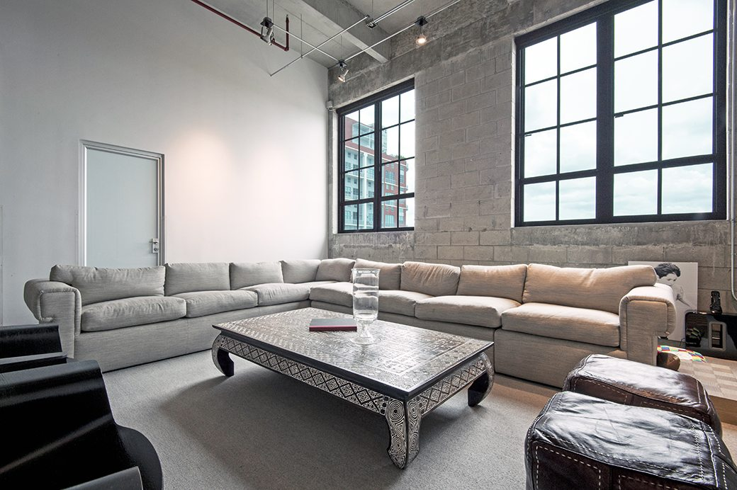 Parcloft 501 _Living Room 01