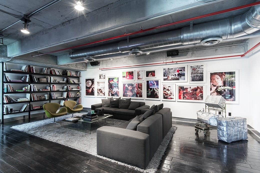 Parcloft 501 _TV Room 01