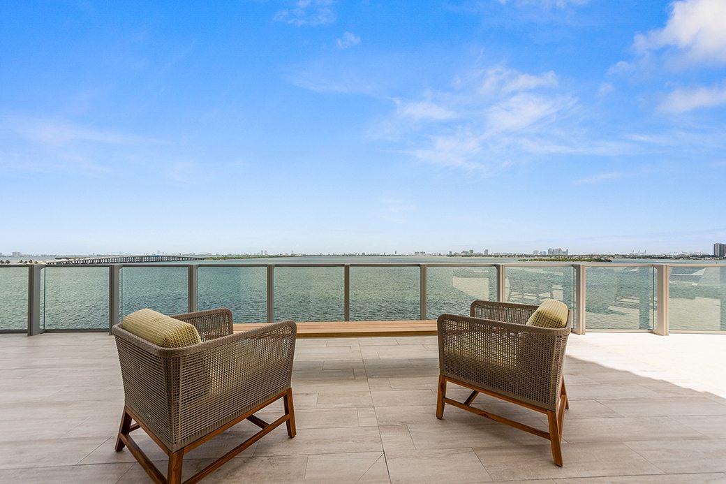 Biscayne Beach 6th floor amenities terrace