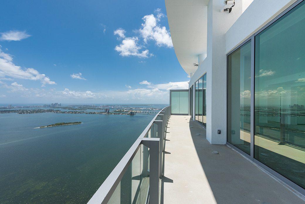 Biscayne Beach PH7 balcony 2
