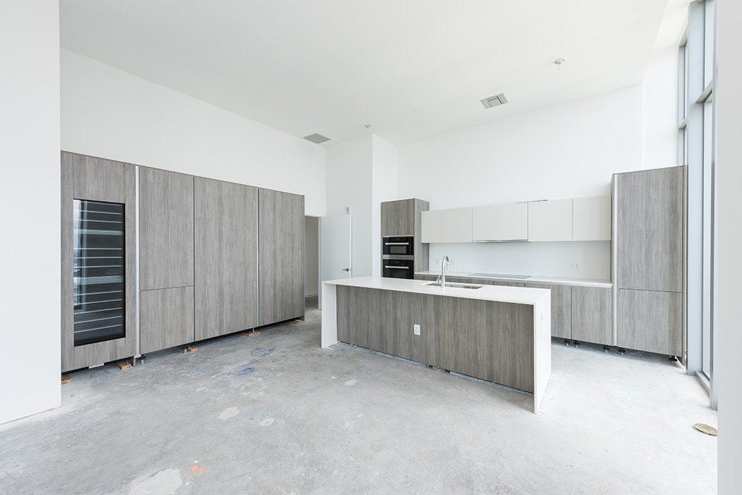 Biscayne Beach PH7 kitchen