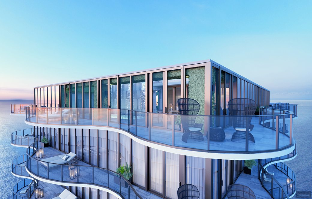 Regalia Sunny Isles Penthouse