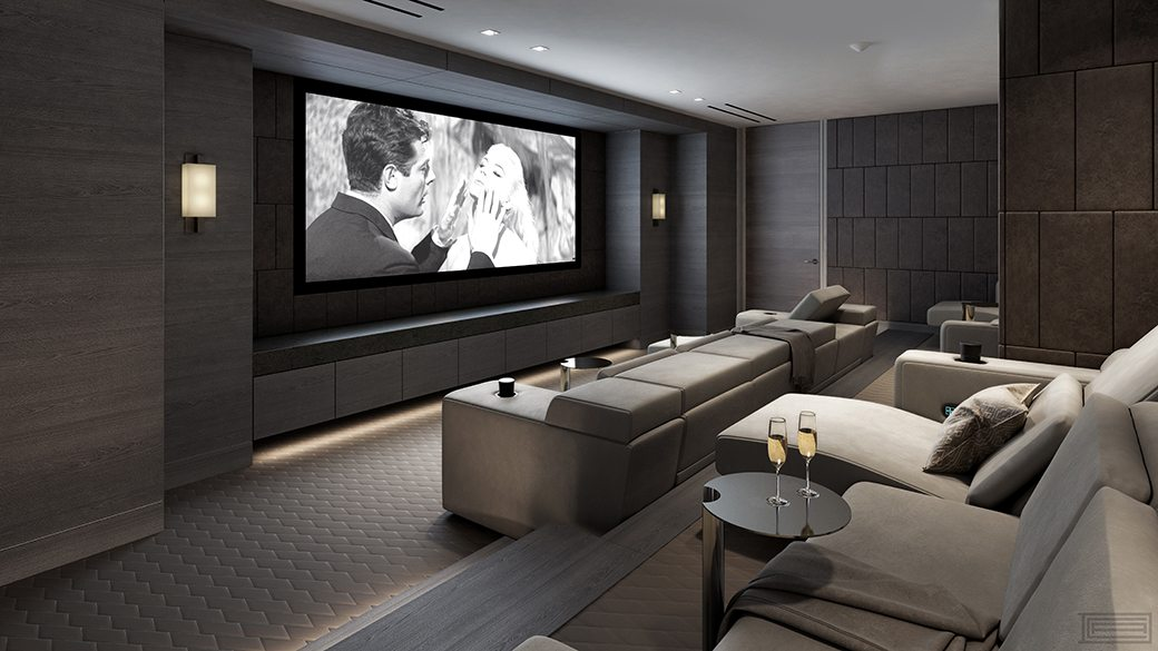Regalia Penthouse Theater