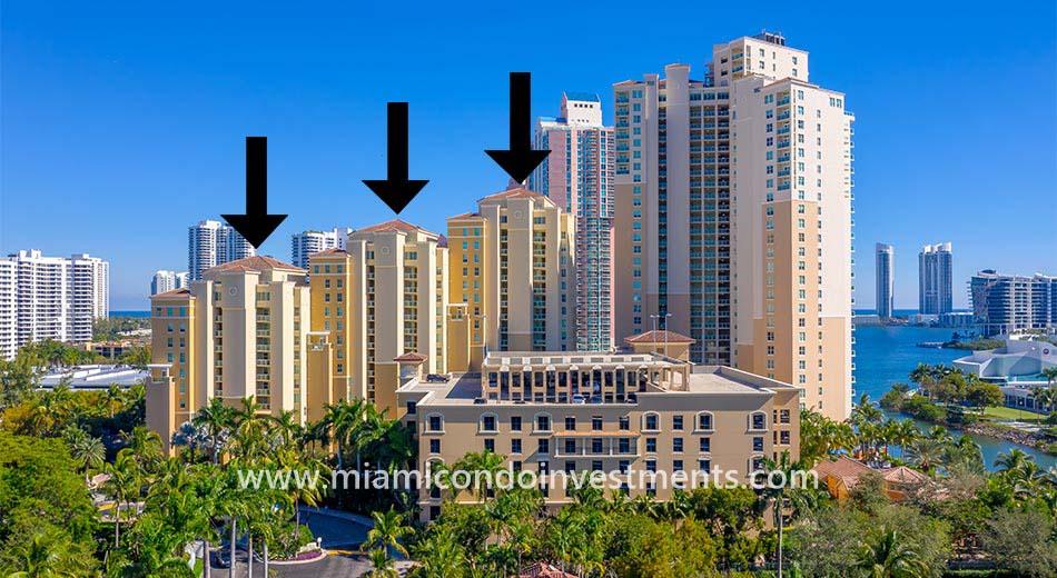 Aventura Marina I condominiums