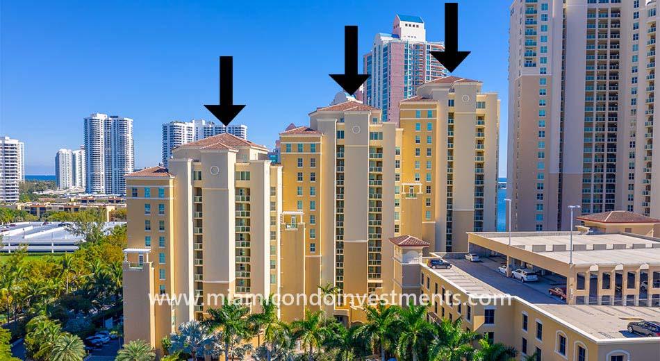 Aventura Marina 1 condominiums