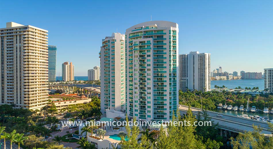 The Parc at Turnberry Isle condominiums