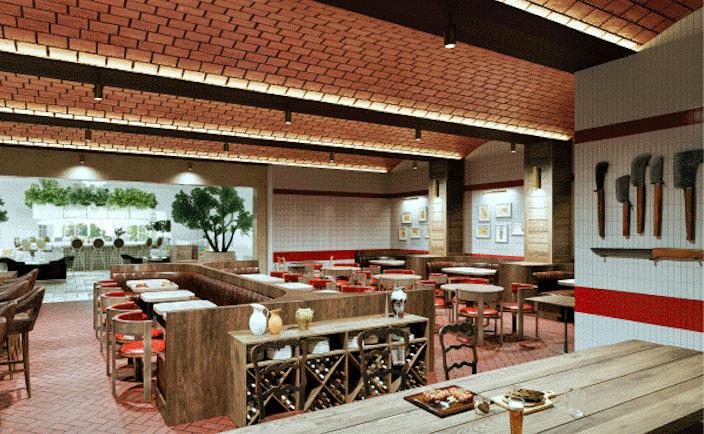 La Centrale Brickell City Centre Chiante Carne
