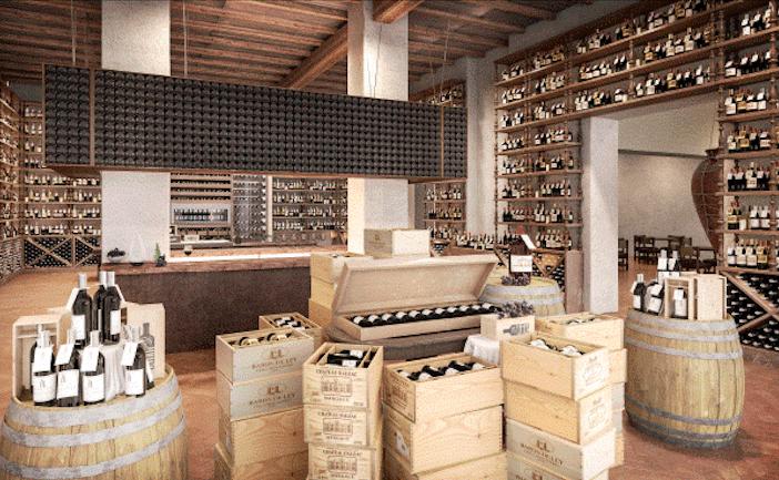 La Centrale Brickell City Centre Wine