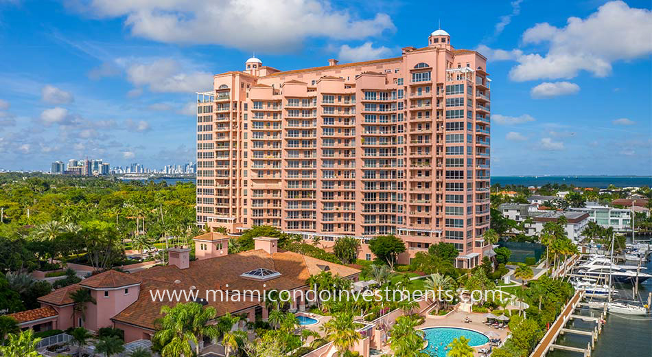 The Gables Club Tower I condominiums
