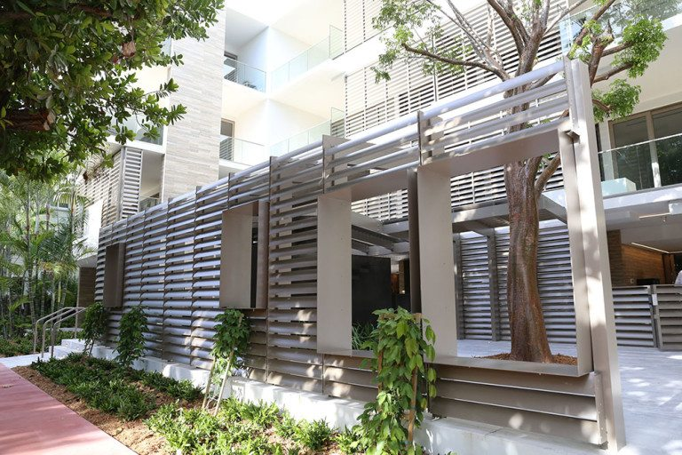 Louver House Is Over Half Closed; New Pics