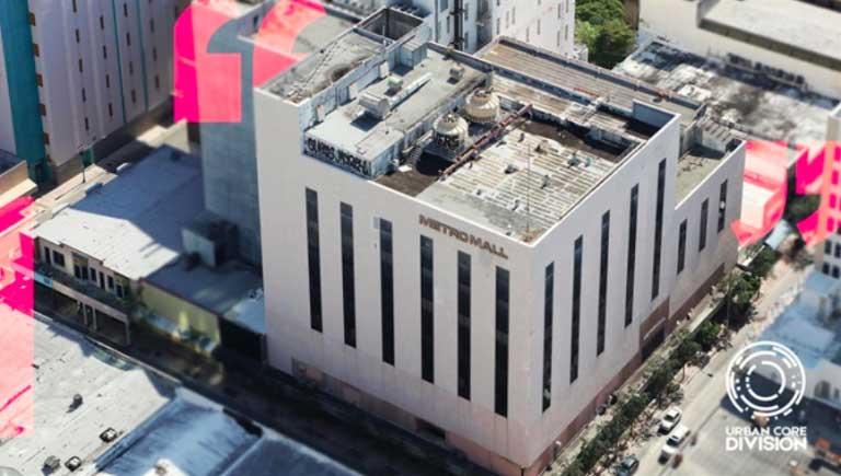 Miami Metromall land sale