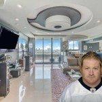 Jeremy Shockey's South Beach penthouse